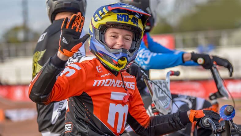 Payton Ridenour | Patiently Waiting to Race