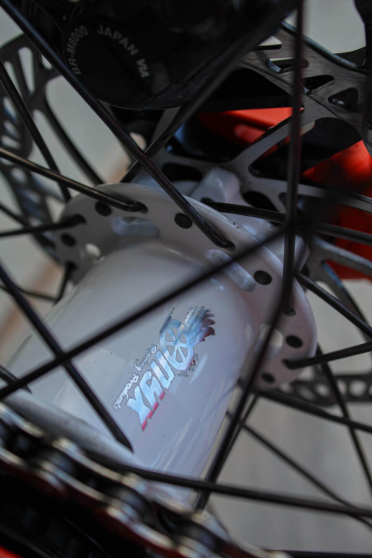 Sorcha McConnell Thril BMX Bike Check - Fifteen BMX