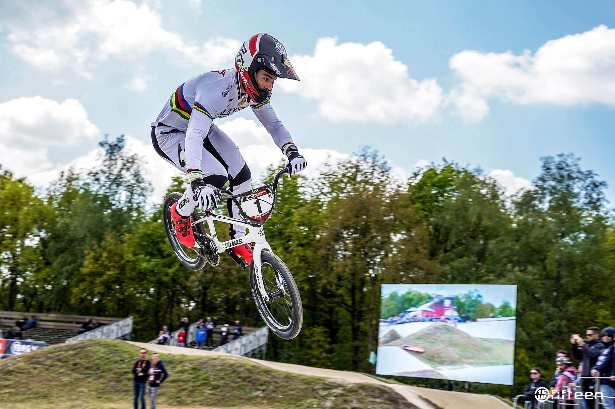 Sylvain Andre DSC01132 - Fifteen BMX