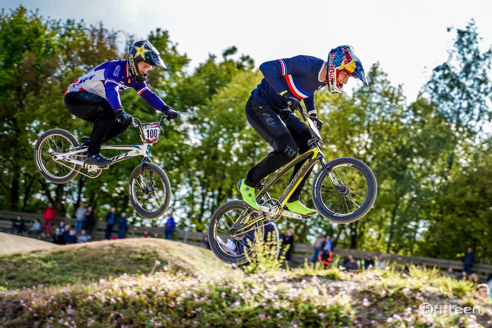 Joris Daudet - Fifteen BMX