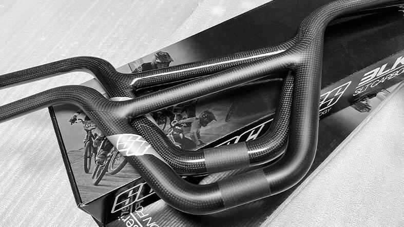 Supercross BLK Carbon Bars | A Preview