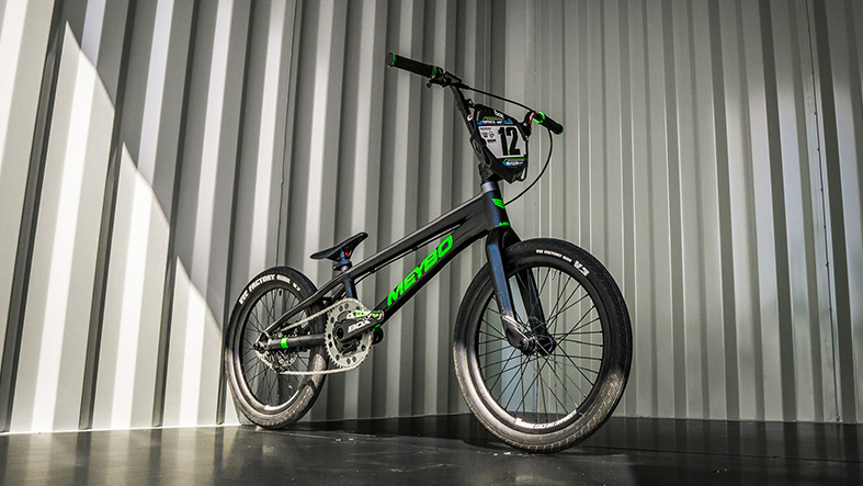 Team Oegema TVE | 2020 Bike Check