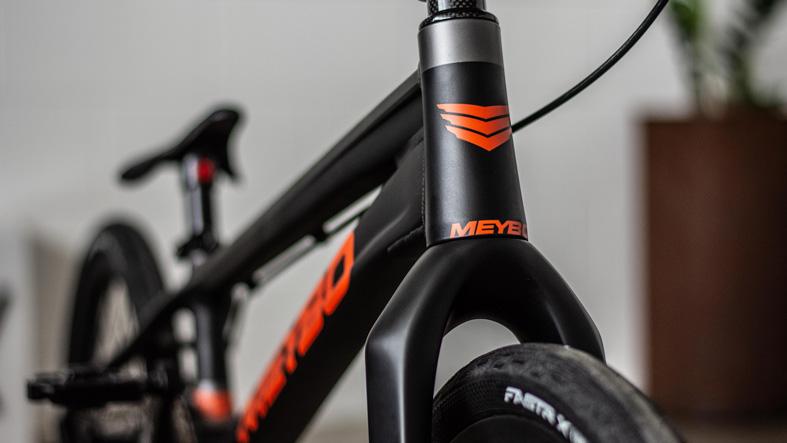 LUX BMX   Meybo Joe – Dialling into the Olympic Vibe