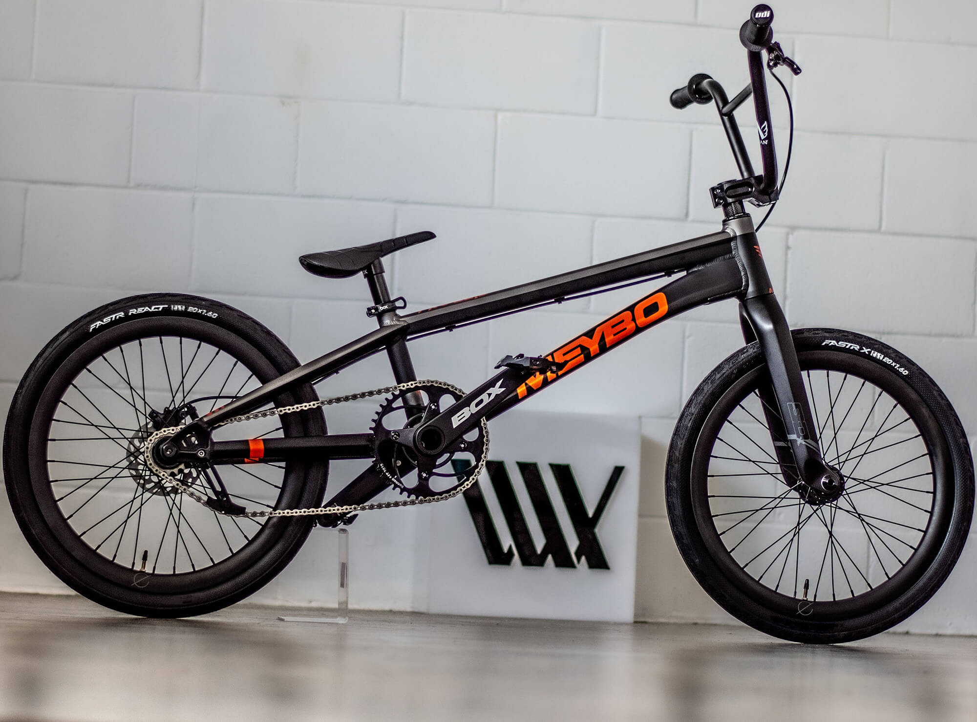 Lux BMX Meybo - Bruce Morris