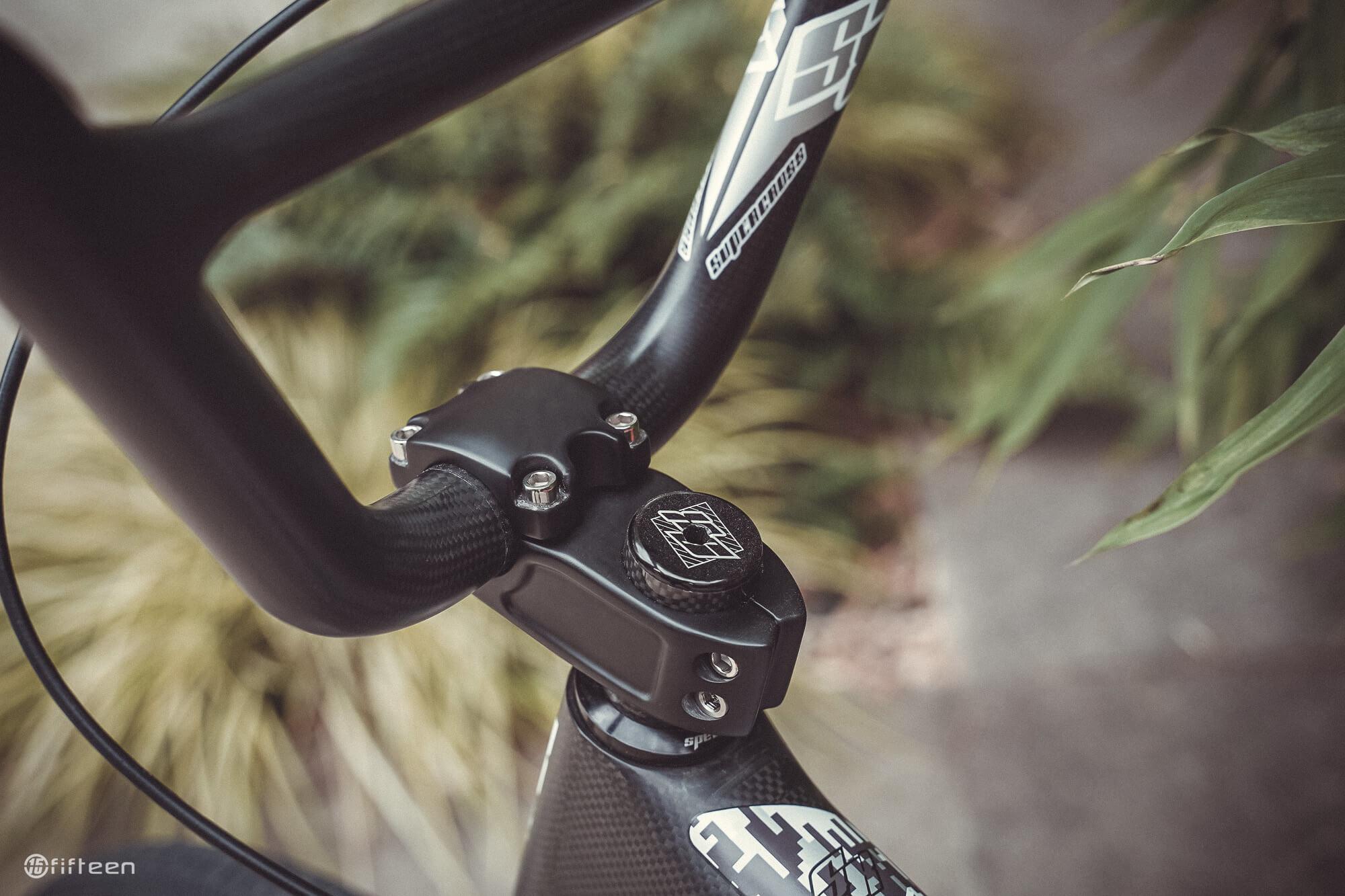 Supercross Speedline Carbon Cockpit