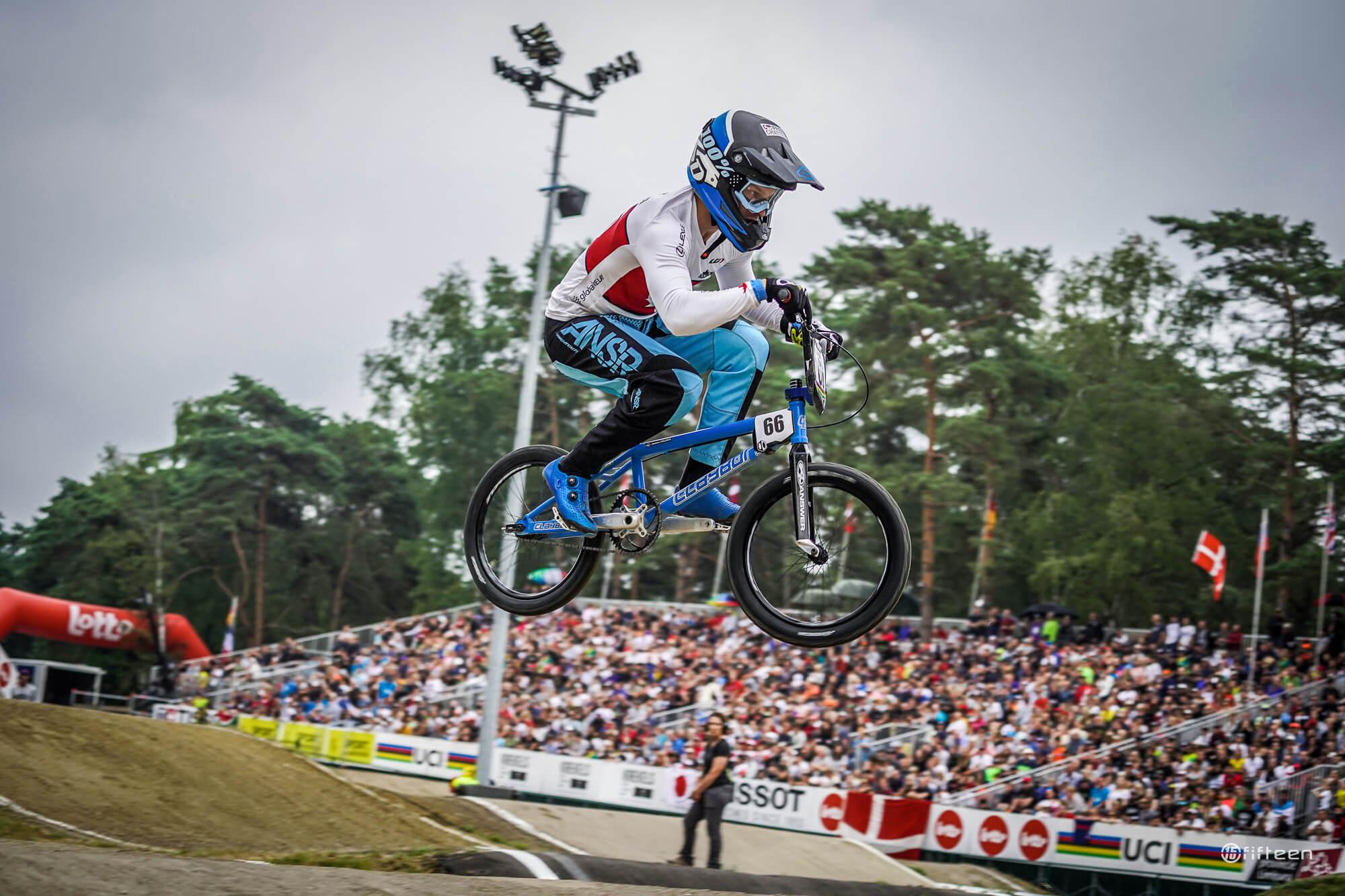 James Palmer -Fifteen BMX