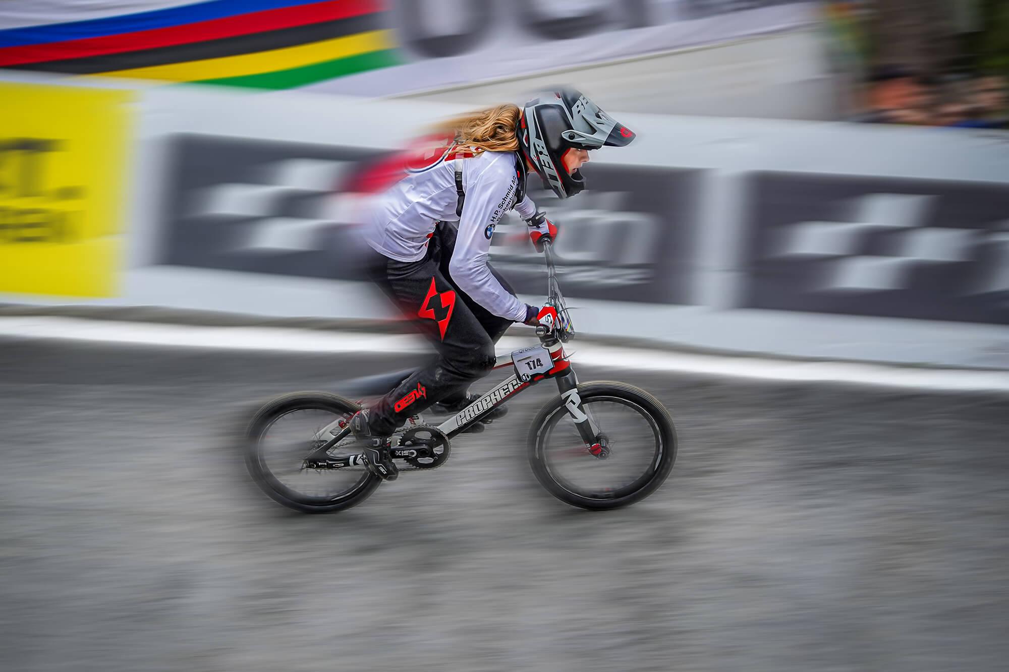 Zoé Claessens Fifteen BMX