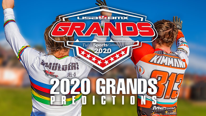 USA BMX Grands predictions with Laura Smulders and Niek Kimmann