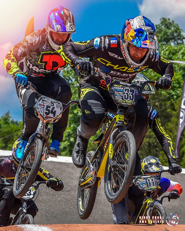 Joris Daudet USA BMX - Kirby Cronk