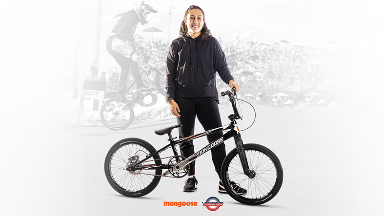 Sophia Foresta Joins Mongoose