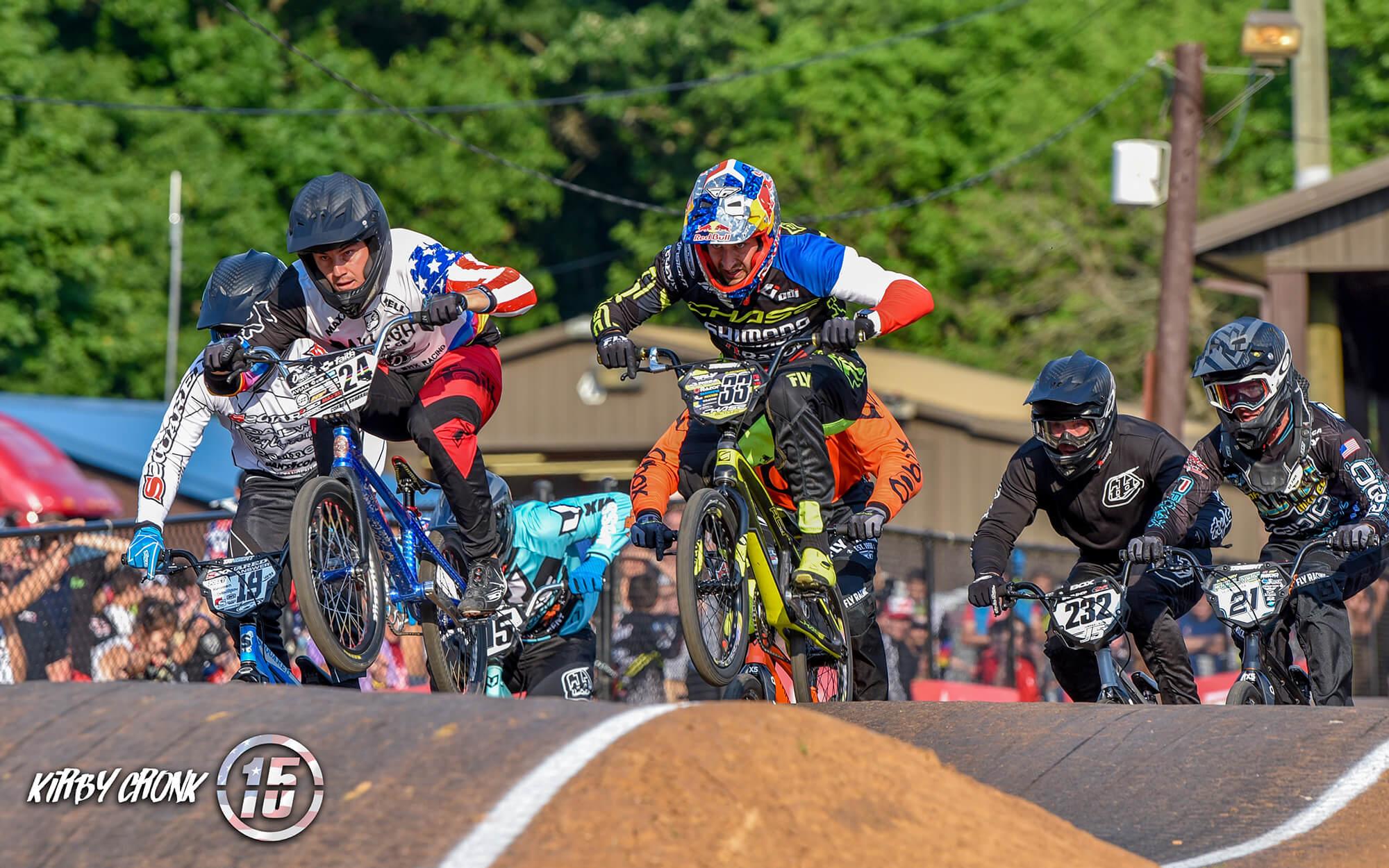 USA BMX Pro Men - Kirby Cronk