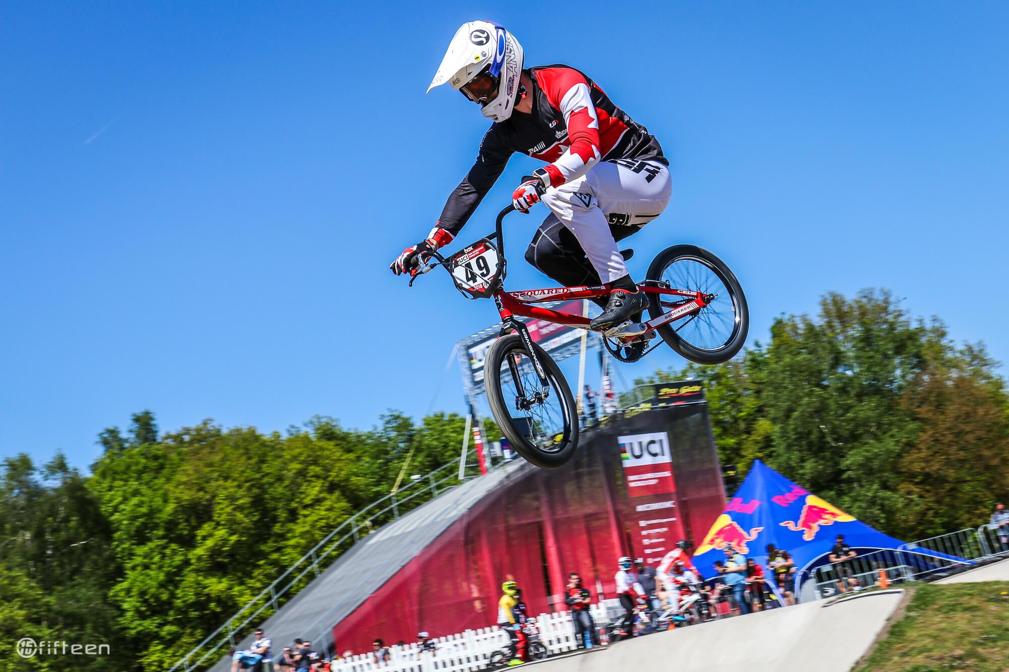 Tory Nyhaug Pro Tips - Jumping - Fifteen BMX