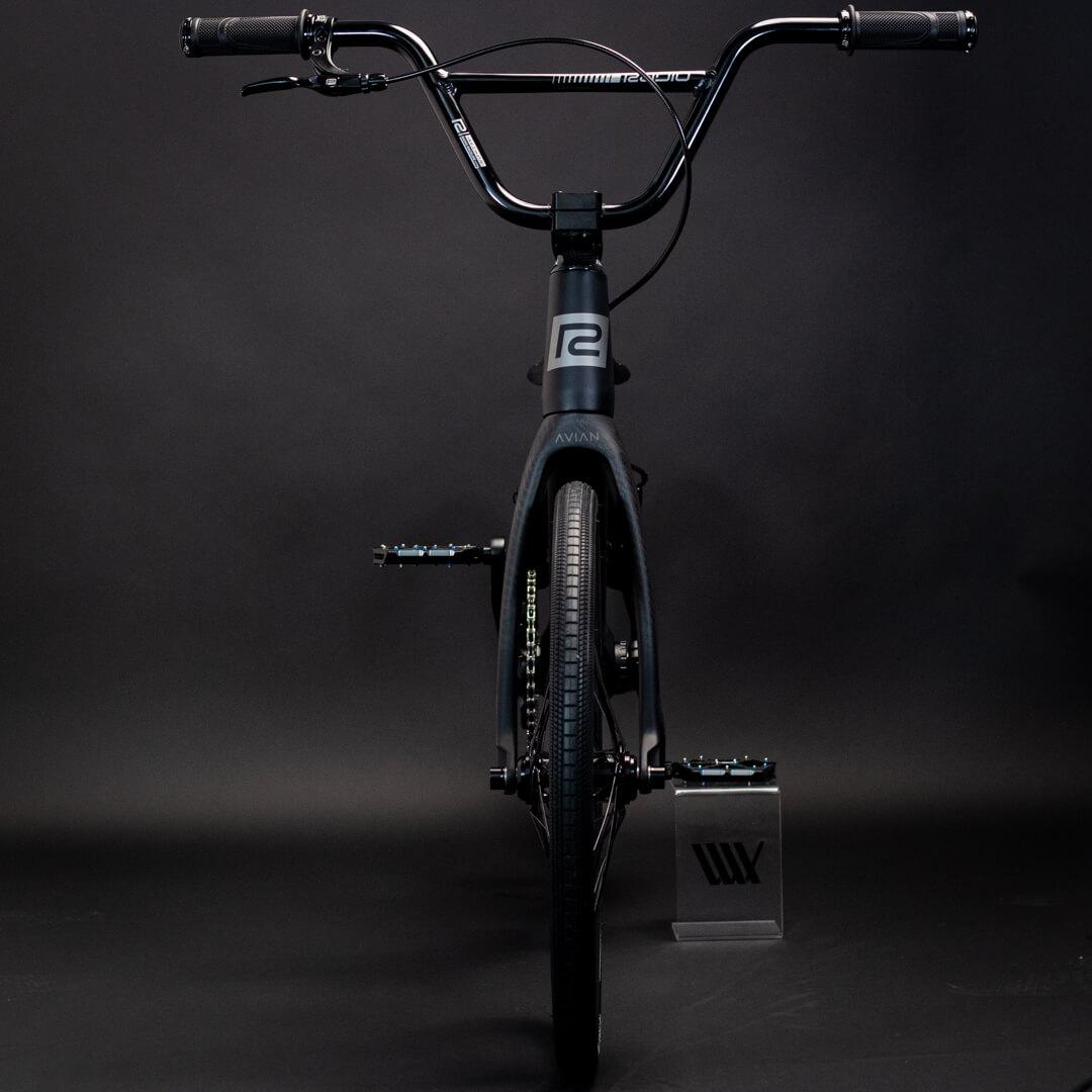 Radio Solar Carbon 1 - Lux BMX