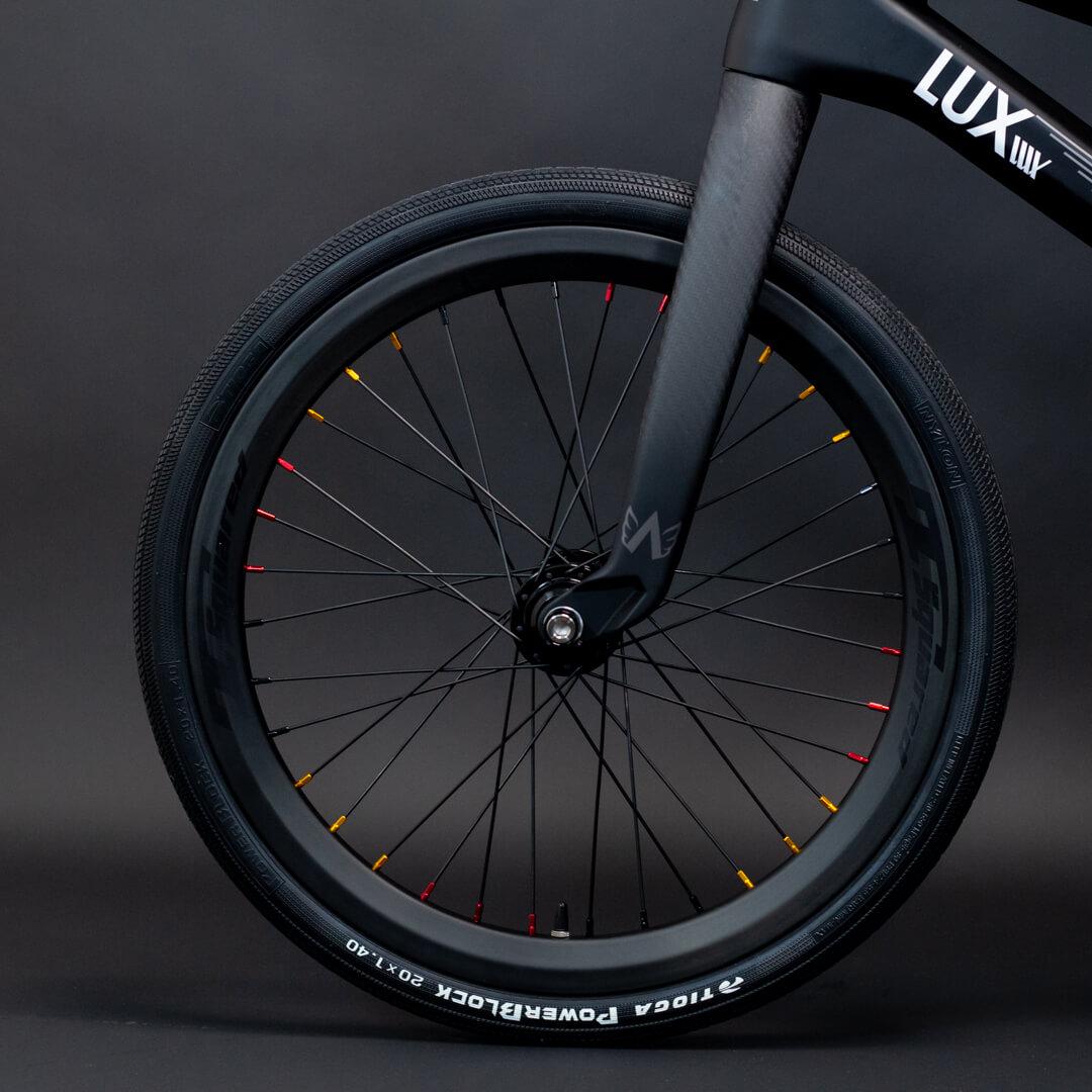 Radio Solar Carbon 11 - Lux BMX