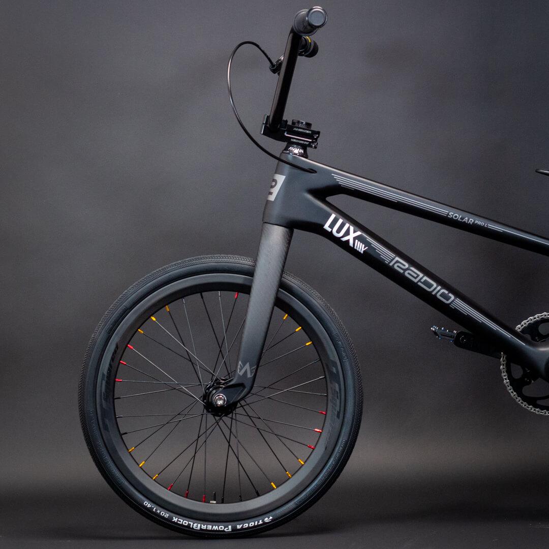 Radio Solar Carbon 3 - Lux BMX
