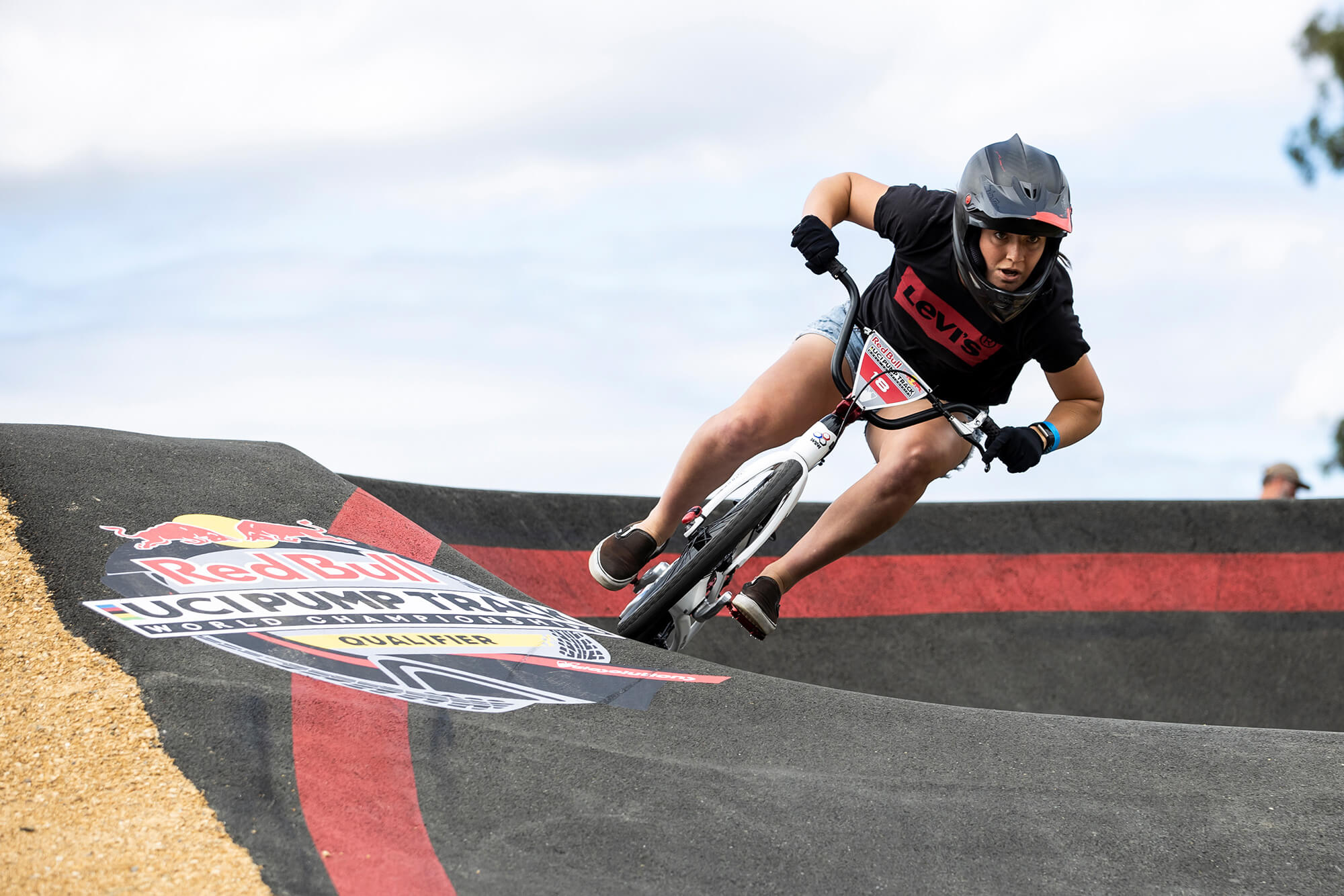 Red Bull Pump Track Cambridge NZ 2021 - Graeme Murray - Megan Williams