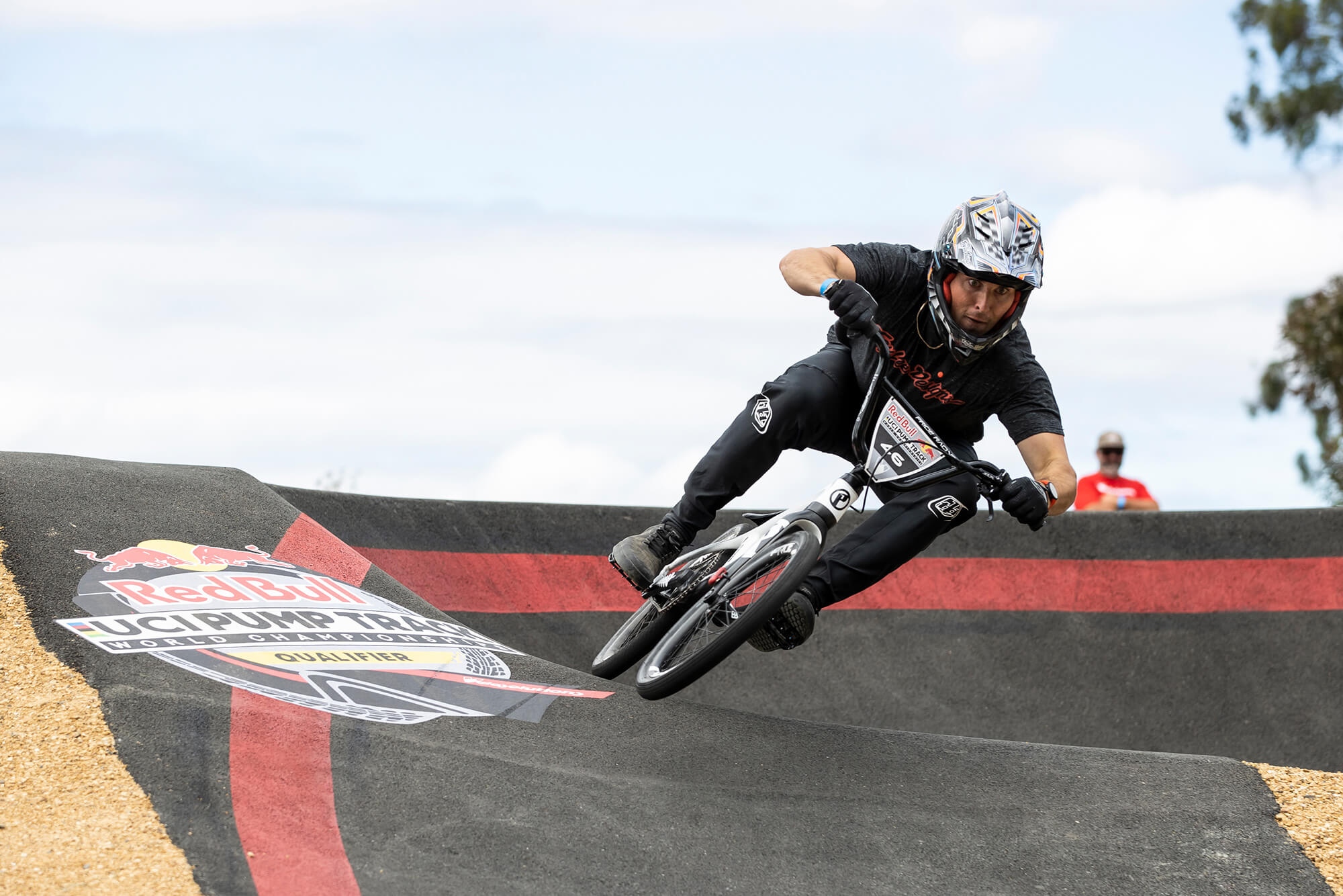 Red Bull Pump Track Cambridge NZ 2021 - Graeme Murray - Michael Bias