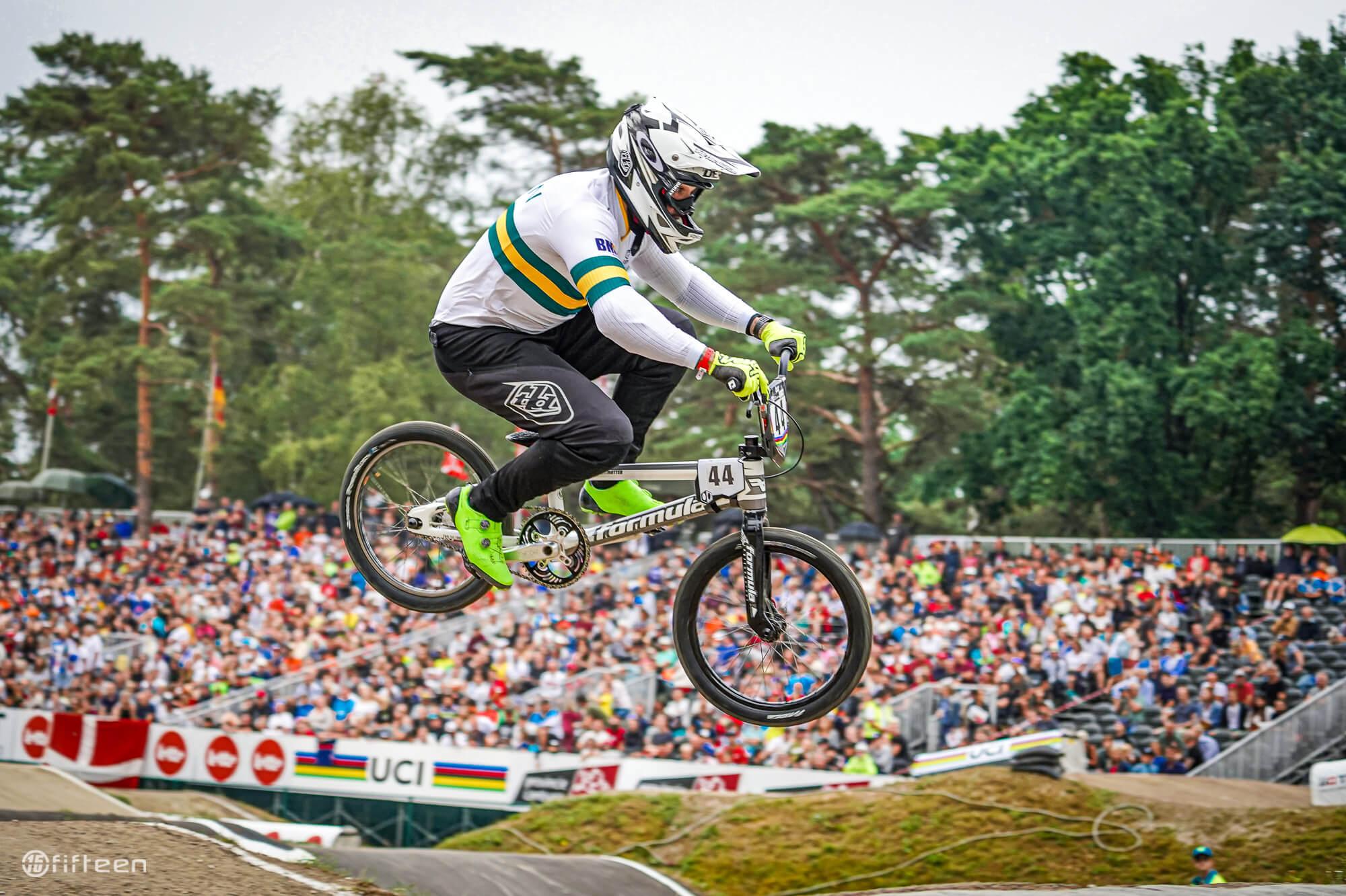 Anthony Dean Zolder 2019 UCI Worlds - Fifteen BMX
