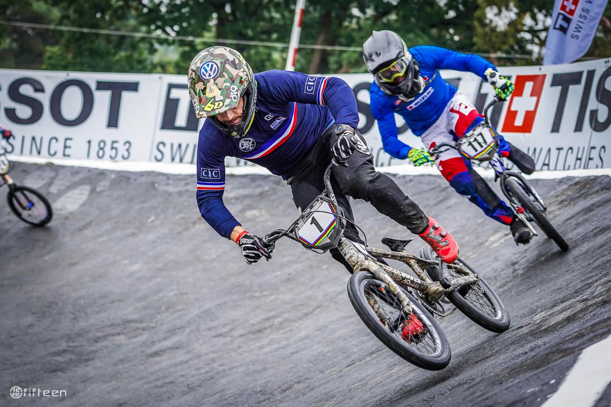 Sylvain Andre Zolder Worlds - Fifteen BMX