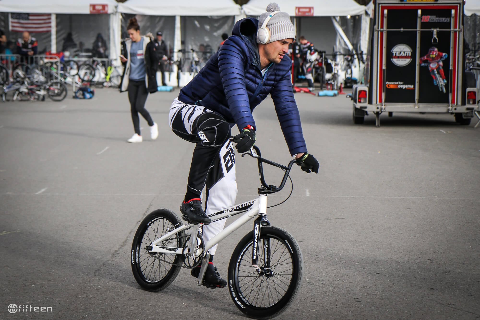 Tory Nyhaug Paris - Fifteen BMX