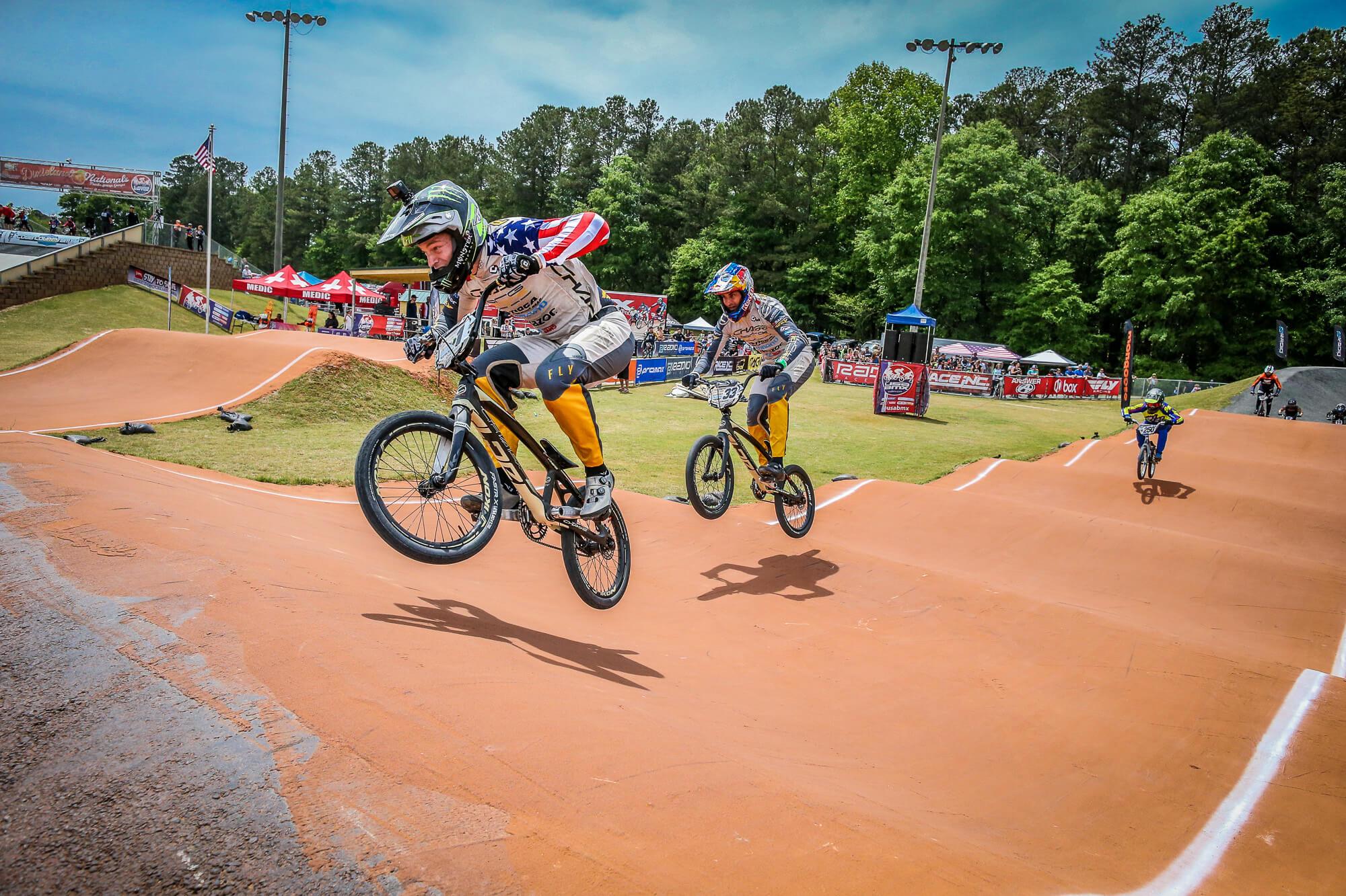Connor Fields - USA BMX