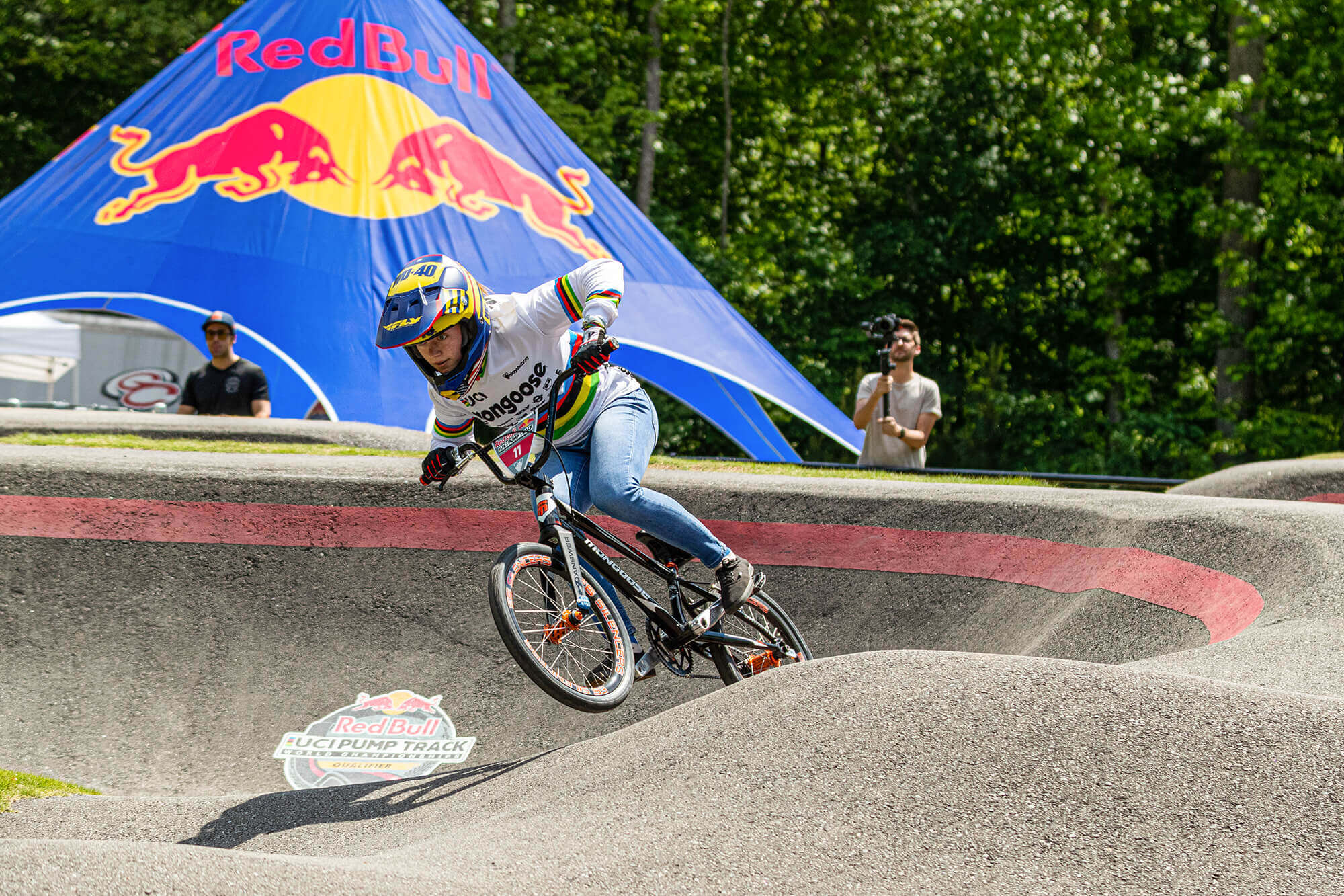 Red Bull Pump Track Qualifier Gaston County May 2021 - Brian Hall - ATL-0009