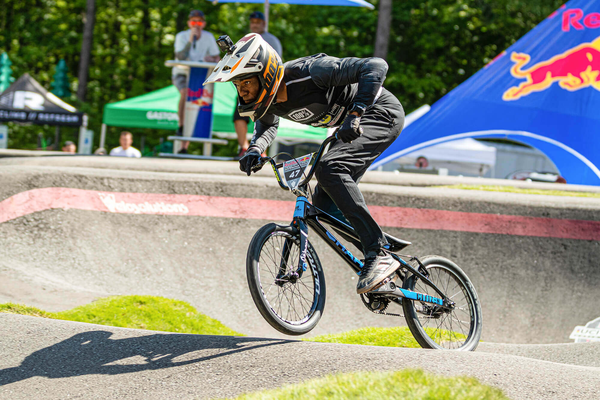 Red Bull Pump Track Qualifier Gaston County May 2021 - Brian Hall - ATL-0031