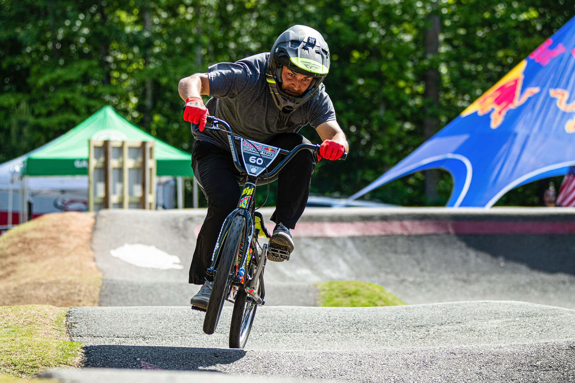 Red Bull Pump Track Qualifier Gaston County May 2021 - Brian Hall - ATL-0038