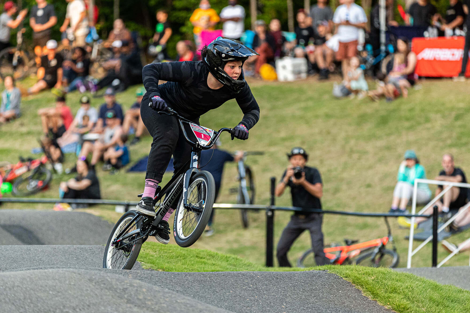 Red Bull Pump Track Qualifier Gaston County May 2021 - Brian Hall - ATL-0082