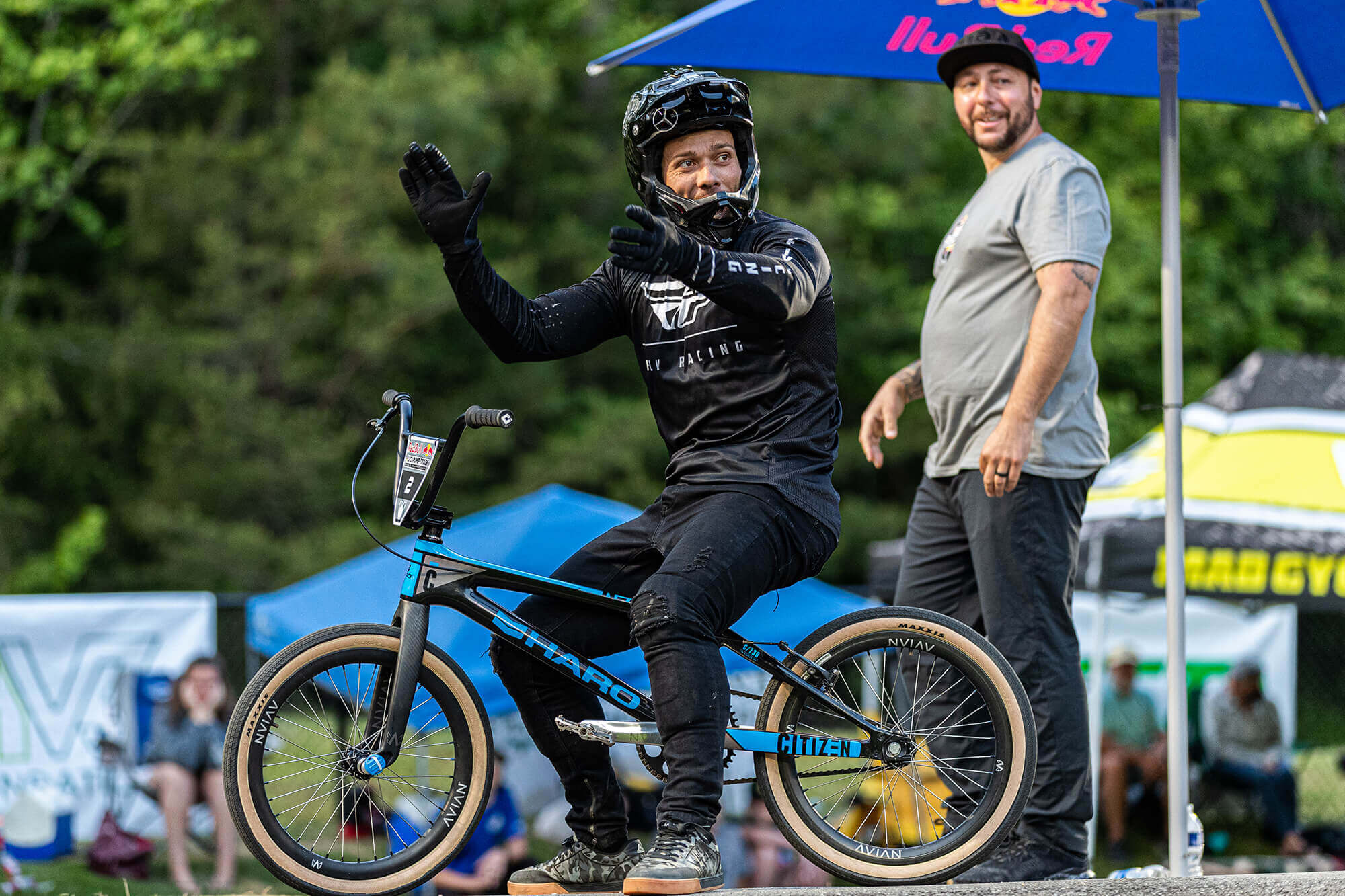 Red Bull Pump Track Qualifier Gaston County May 2021 - Brian Hall - ATL-0088