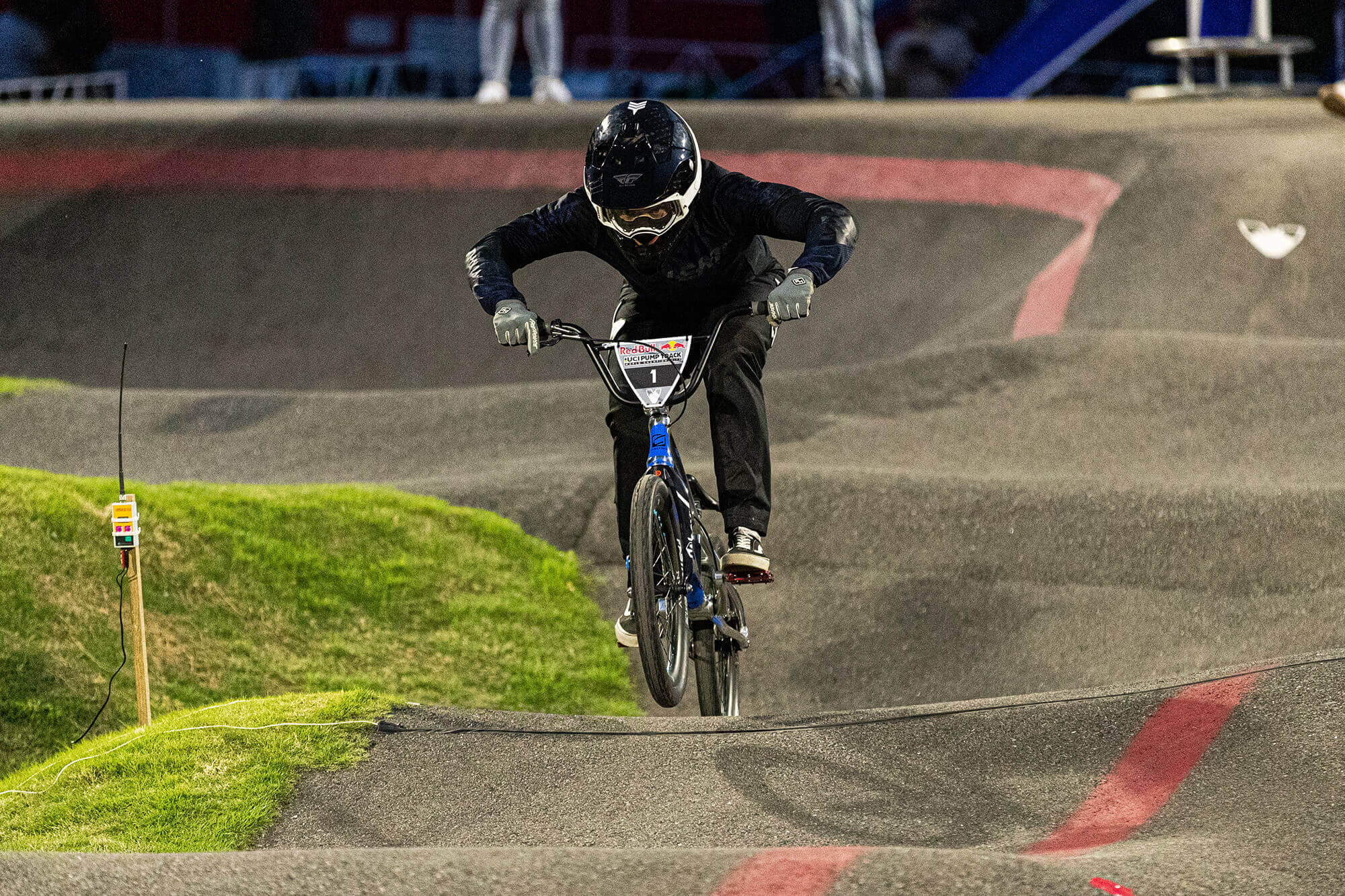 Red Bull Pump Track Qualifier Gaston County May 2021 - Brian Hall - ATL-0104