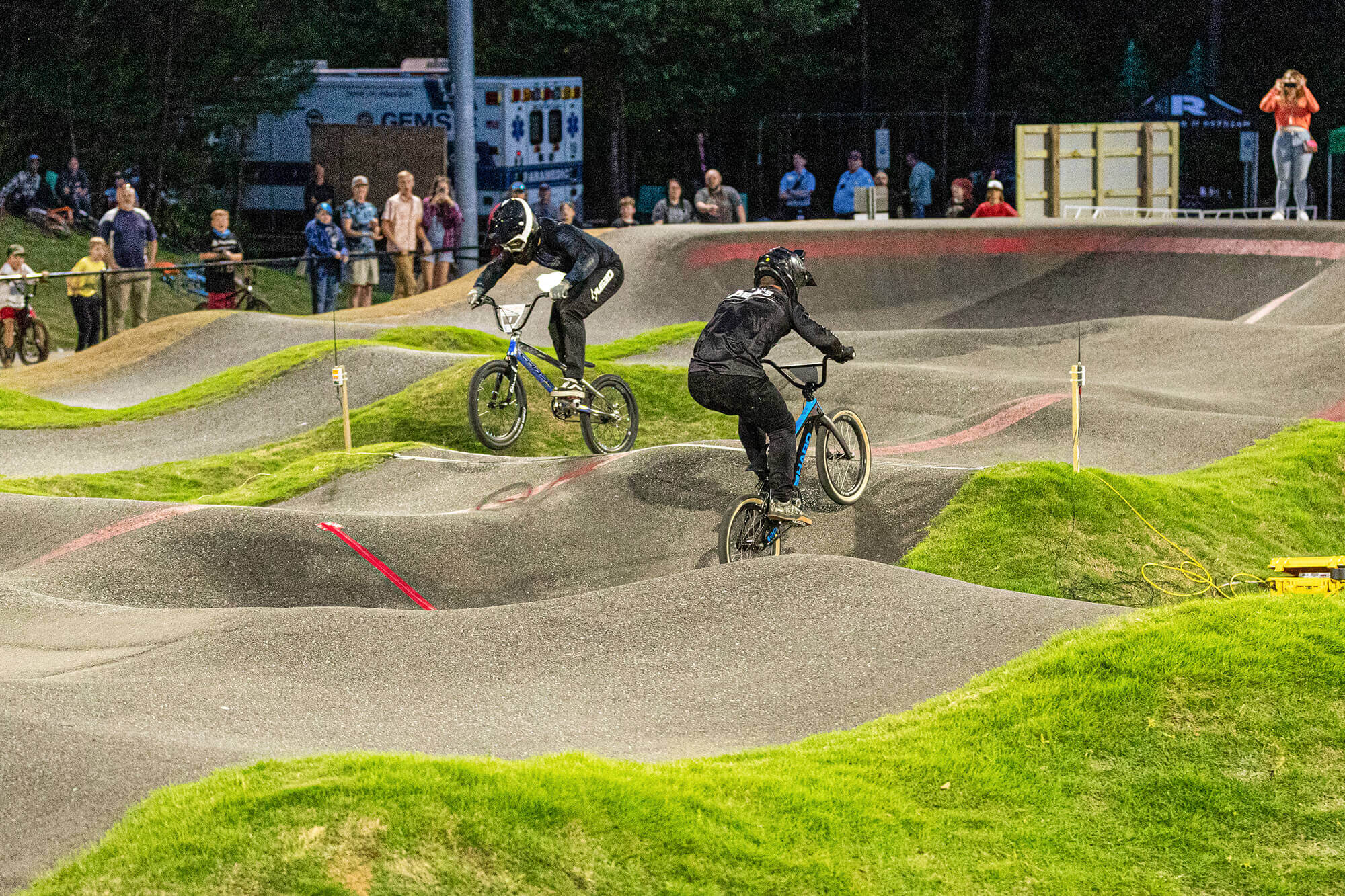 Red Bull Pump Track Qualifier Gaston County May 2021 - Brian Hall - ATL-0106