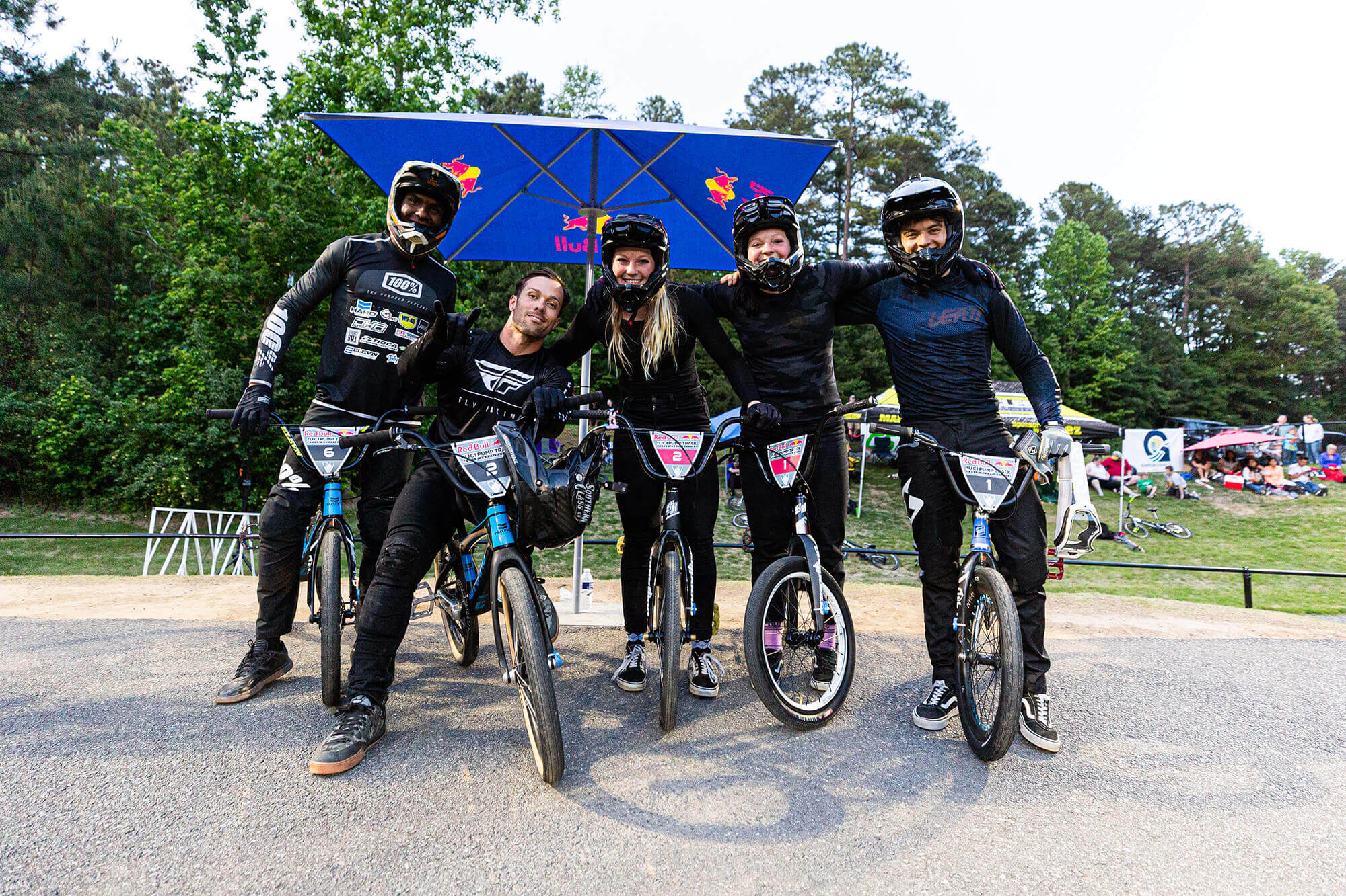 Red Bull Pump Track Qualifier Gaston County May 2021 - Brian Hall - ATL-0111