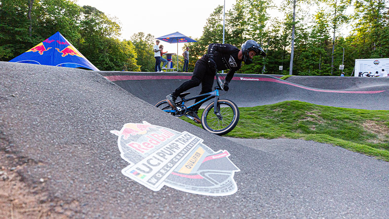 Red Bull Pump Track Qualifier   Gaston County USA 2021