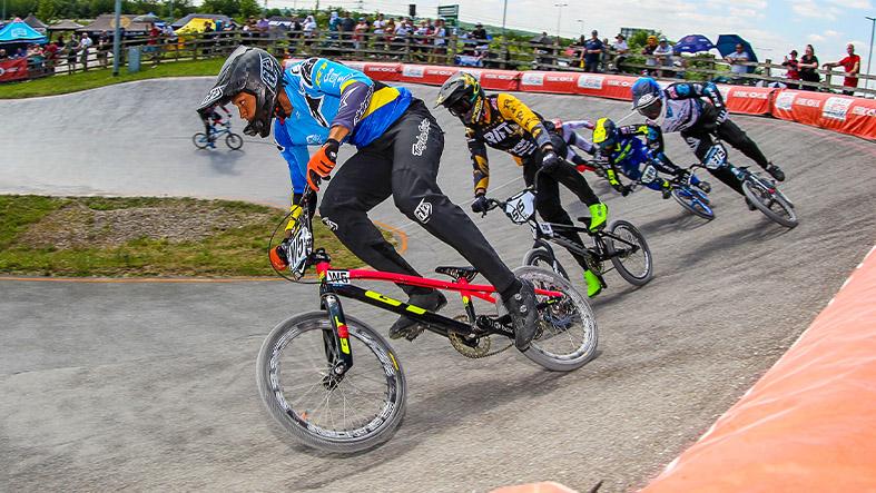 British BMX Series 2021   Cyclopark