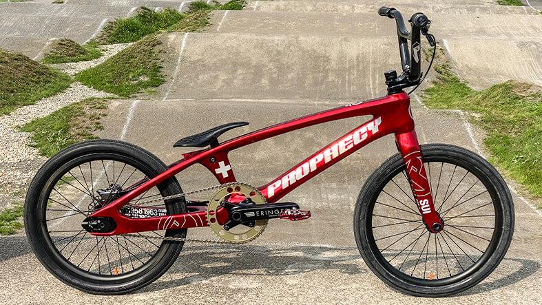 David Graf | Tokyo 2020 Olympic Bike Check