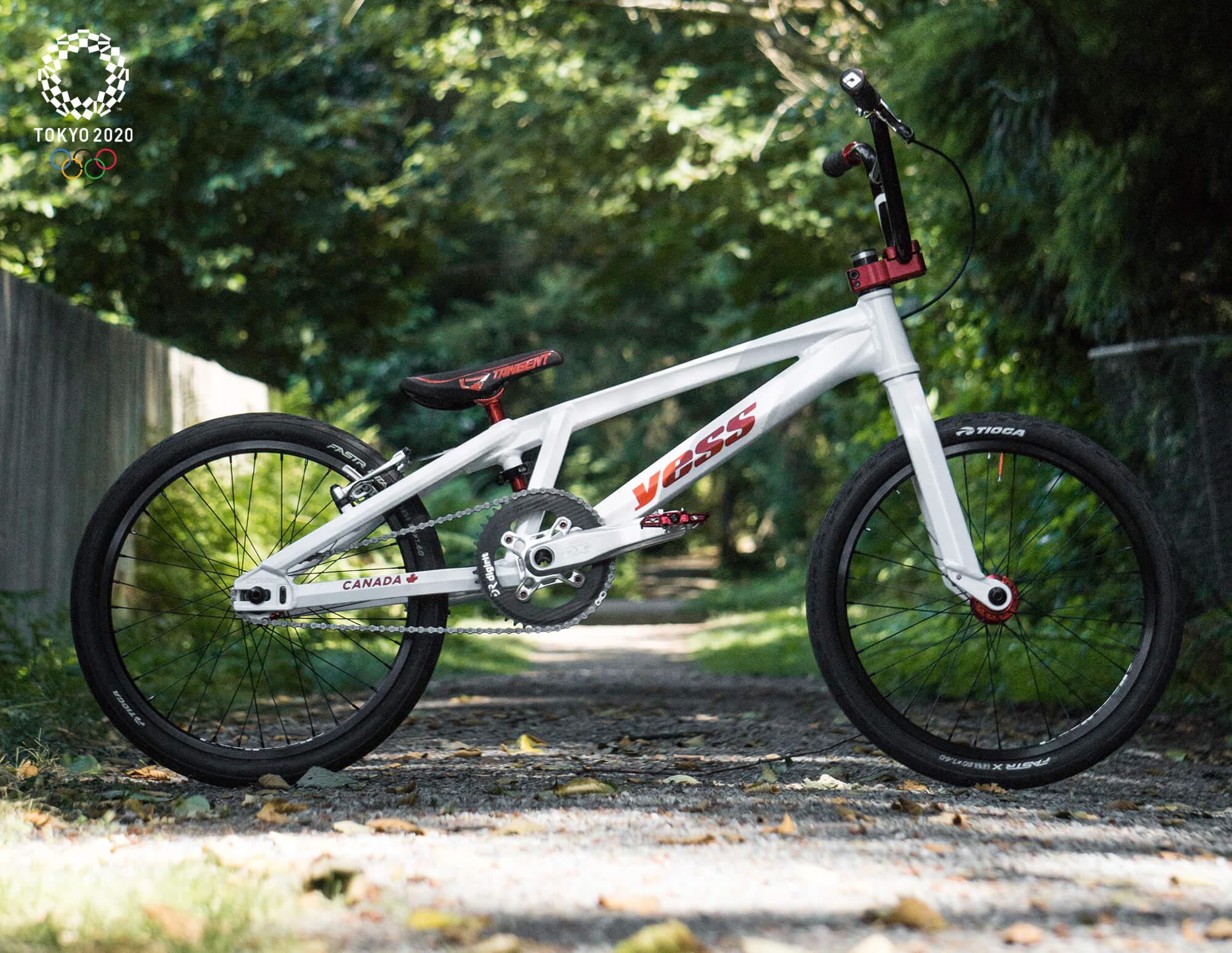 Drew Mechielsen Tokyo Olympic Bike Check 1 - Niels Bensink