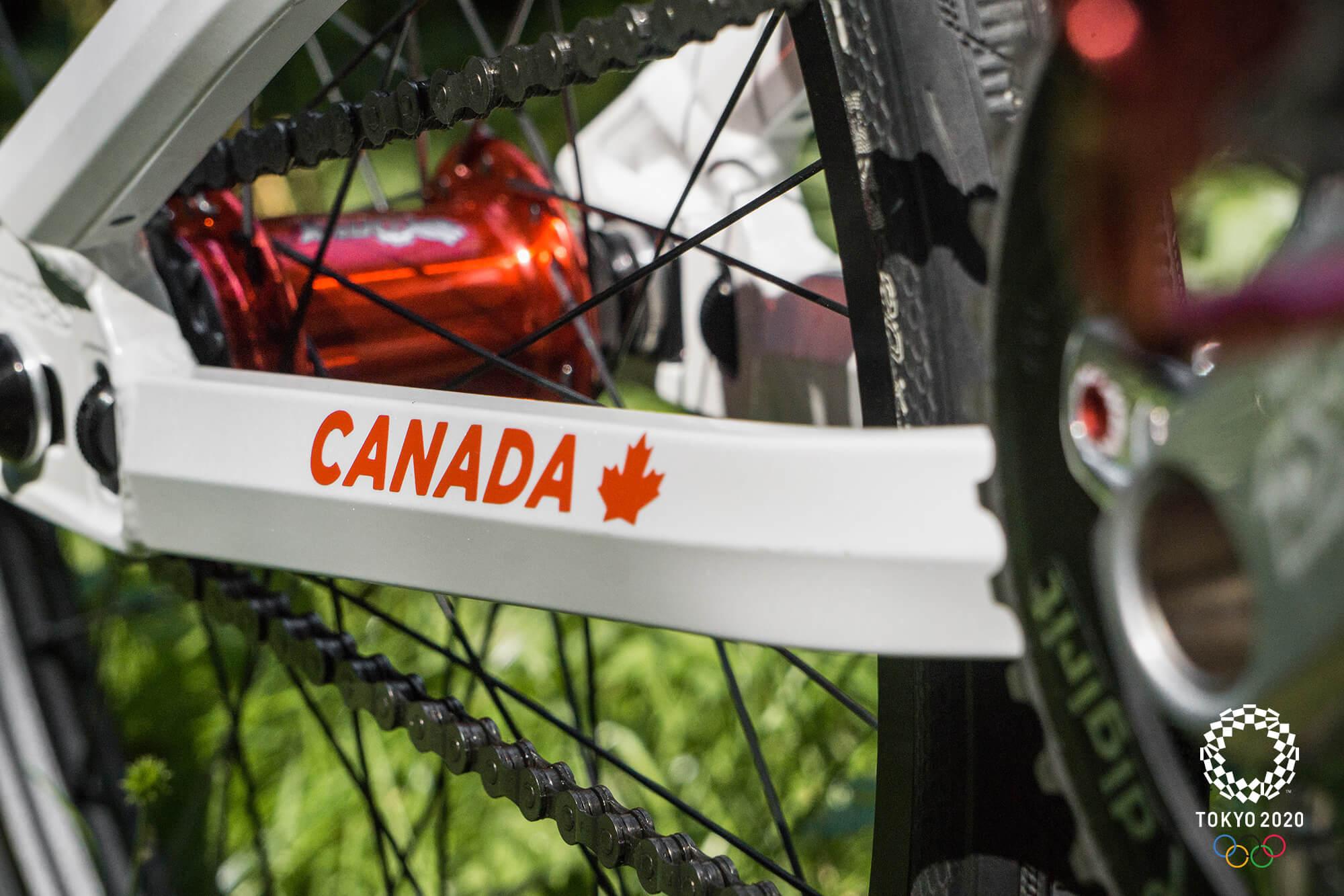 Drew Mechielsen Tokyo Olympic Bike Check 3 - Niels Bensink