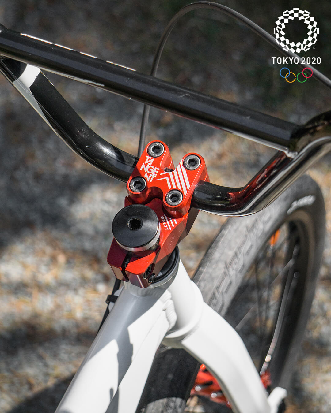 Drew Mechielsen Tokyo Olympic Bike Check 6 - Niels Bensink