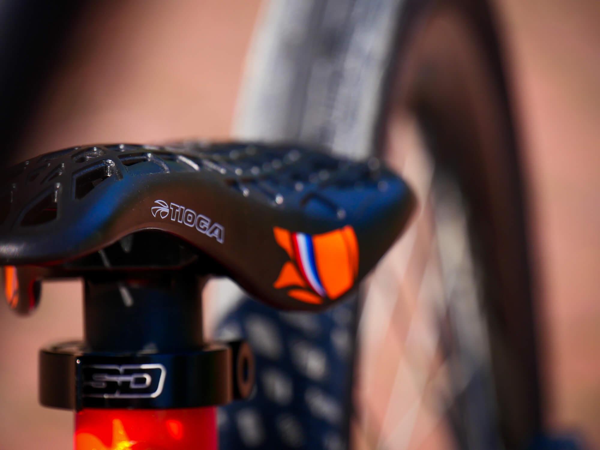 Laura Smulder Tokyo 2020 Olympics Bike Check