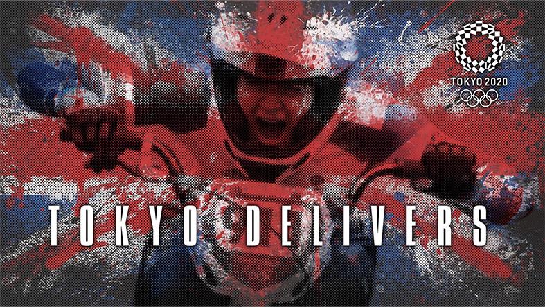 Tokyo Delivers …