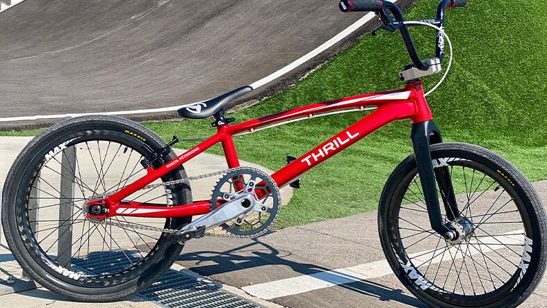 Vineta Petersone |Tokyo 2020 Olympic Bike Check