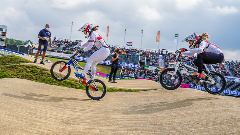 The 2021 BMX World Championships   Brilliant, but different …