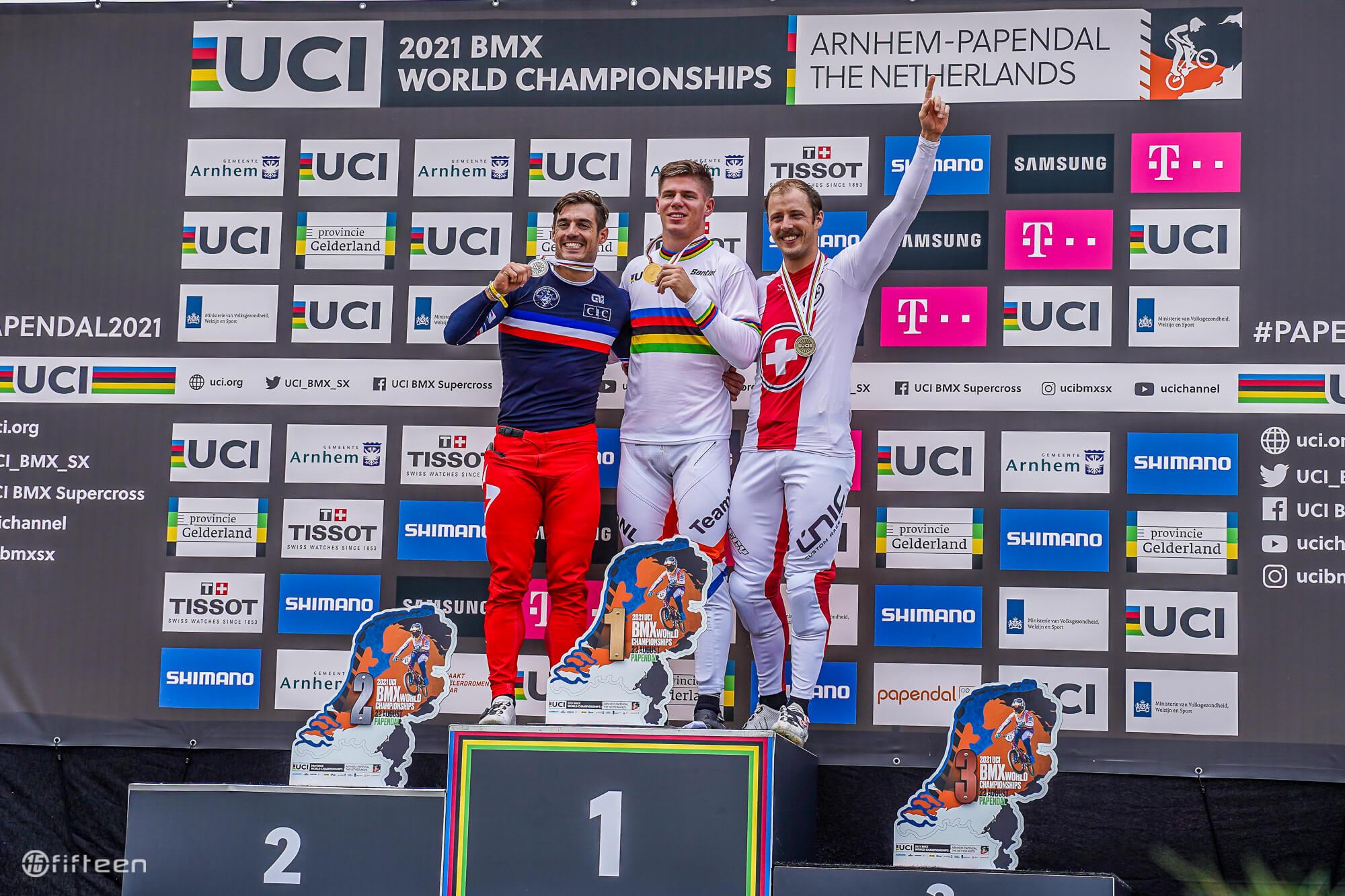 Fifteen BMX - Papendal Worlds 2021