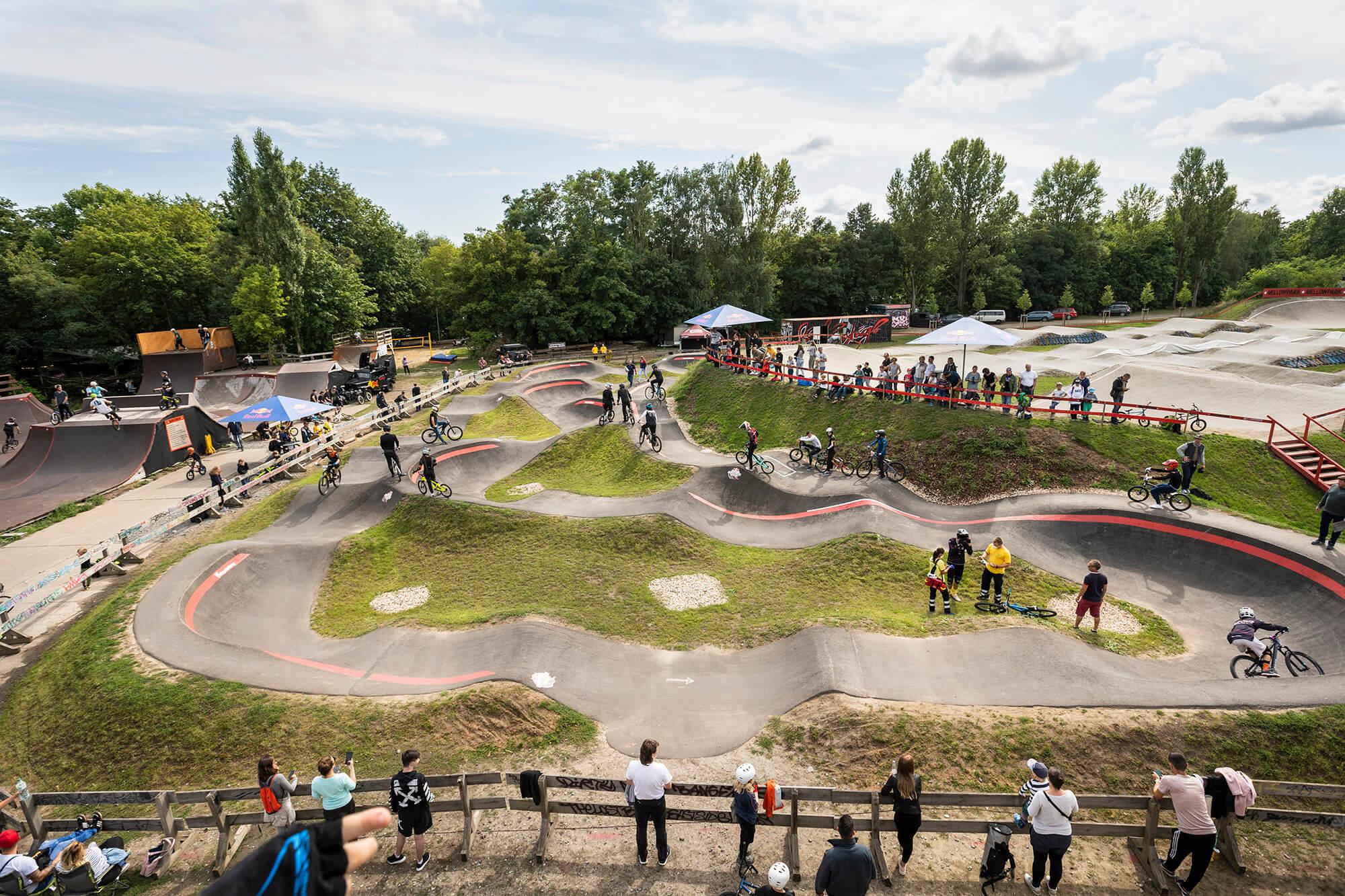 Red Bull Pump Track Qualifier Mellowpark Aug 2021 - Thomas Dietze -280