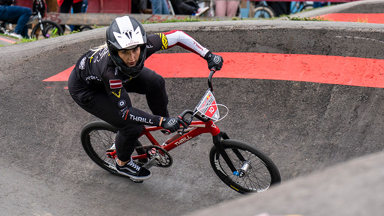 Red Bull UCI Pump Track World Championships Qualifier | Mellowpark, Berlin
