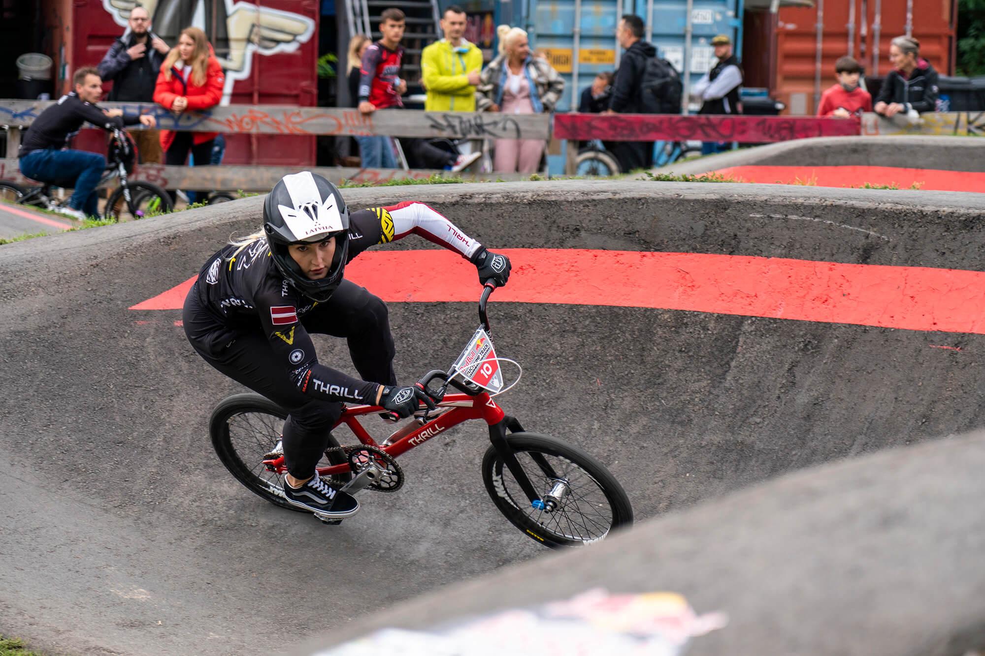 Red Bull Pump Track Qualifier Mellowpark Aug 2021 - Thomas Dietze