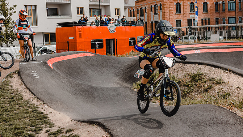 Red Bull UCI Pump Track World Championships Qualifier | Brussels, Belgium