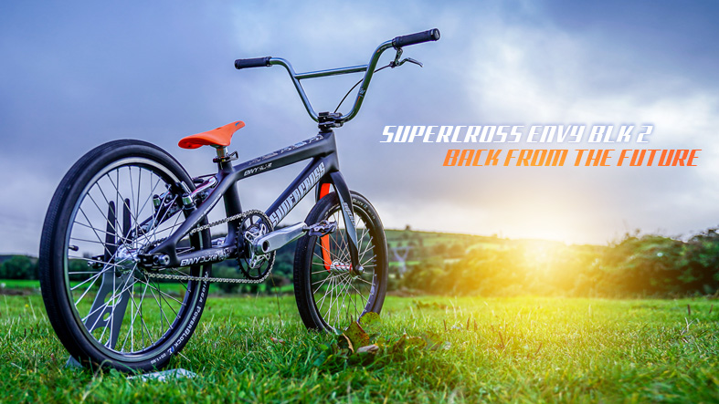 The Supercross Envy BLK 2   Back from the Future