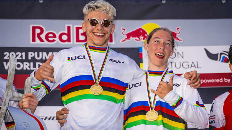 War of Attrition in Lisbon | 2021 Red Bull UCI Pump Track World Championships